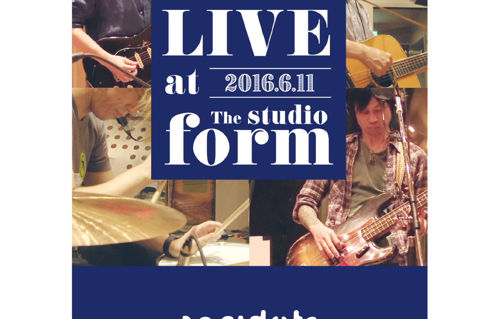 LIVE at the studio form