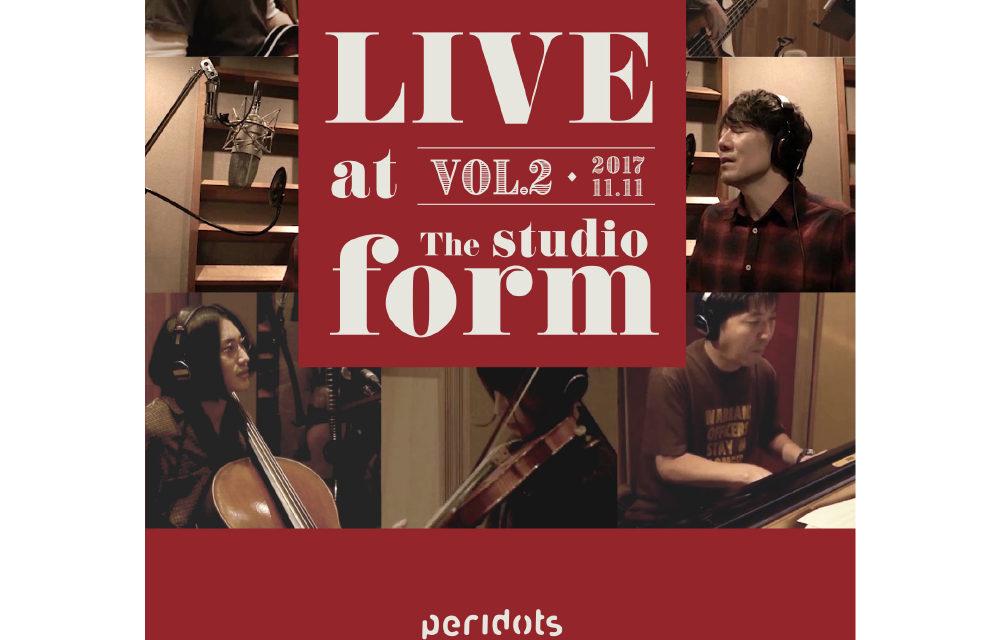 LIVE at The studio form vol.2